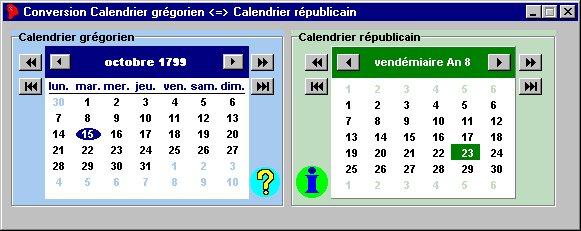Calendrier Revolutionnaire Conversion.Programme Gedpurge